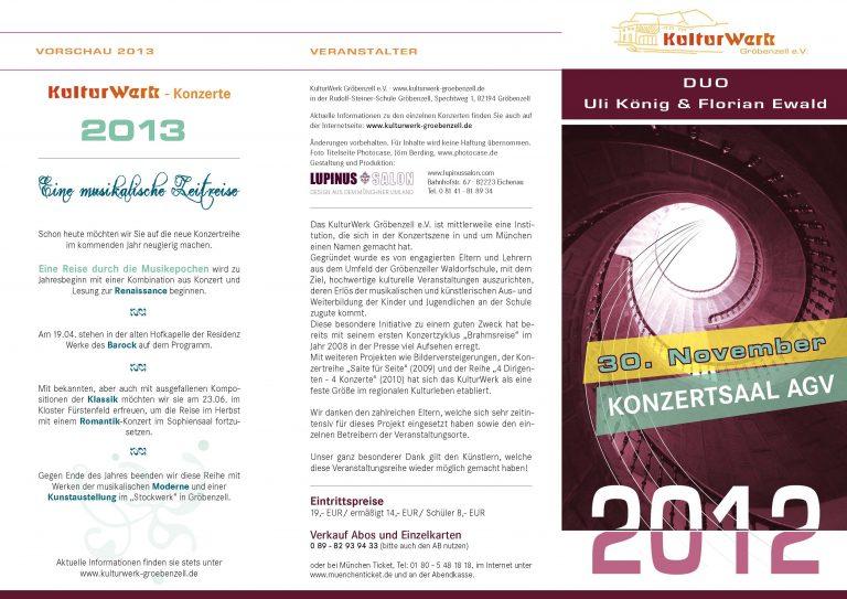 flyer 2013